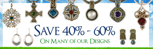 Save 40% to 60% During our Spring Cleaning Sale