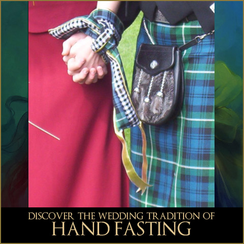 These Days Contemporary Celts Neo Pagans And Others Interested In Alternative Marriage Ceremonies Have Adopted The Tradition Of Handfasting