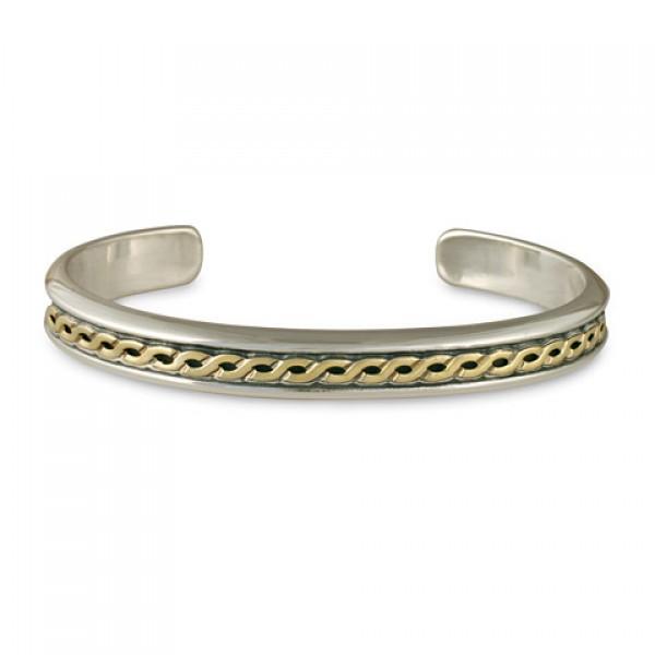 Rope Cuff Bracelet