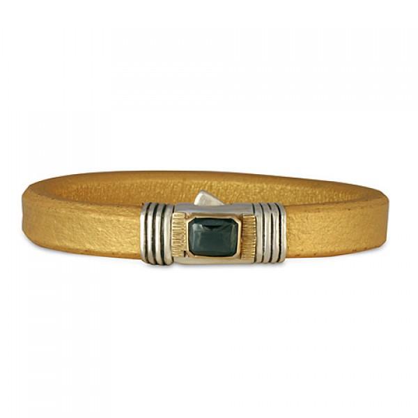 Nouveau Leather Bracelet