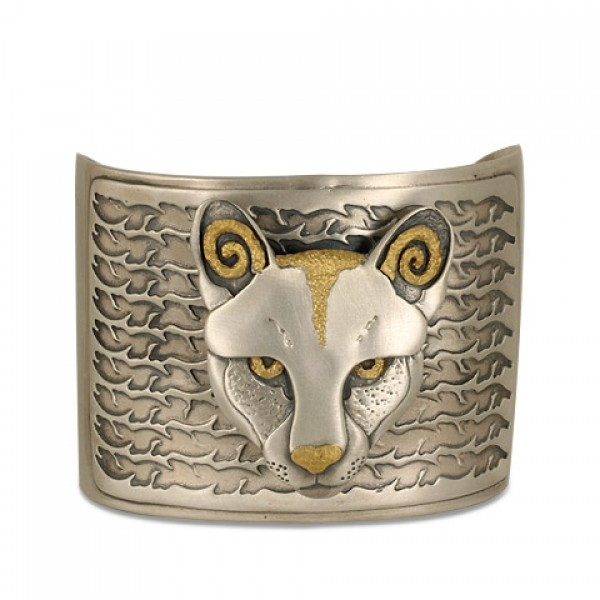Mountain Lion Bracelet