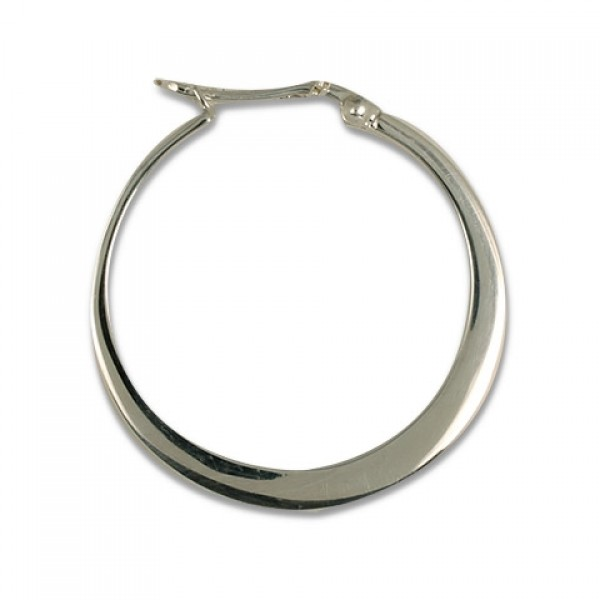 Hoop Earrings 30mm