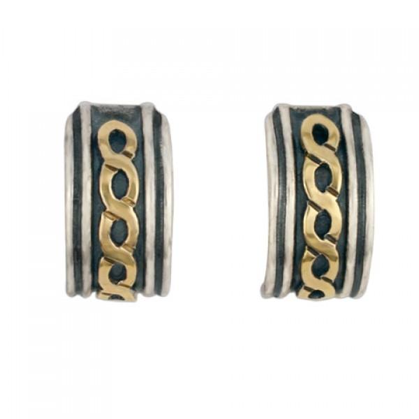 Rope Cuff Earrings