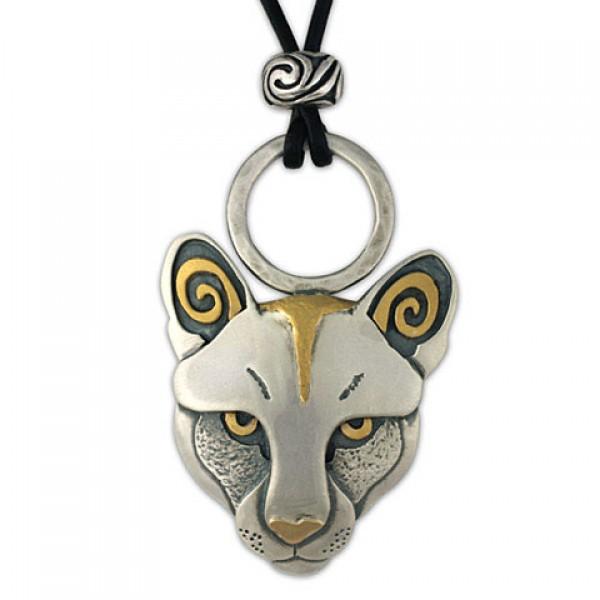Mountain Lion Pendant