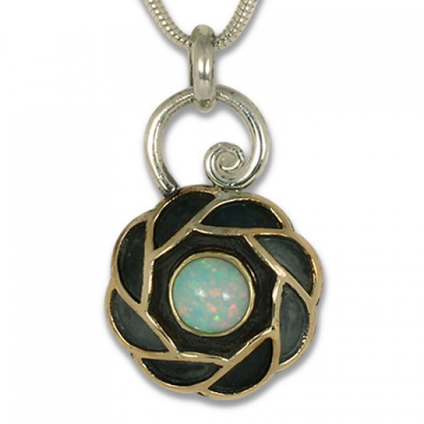 Quin Opal Pendant