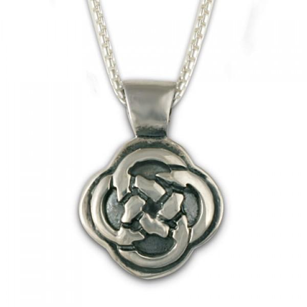 Sita Silver Pendant