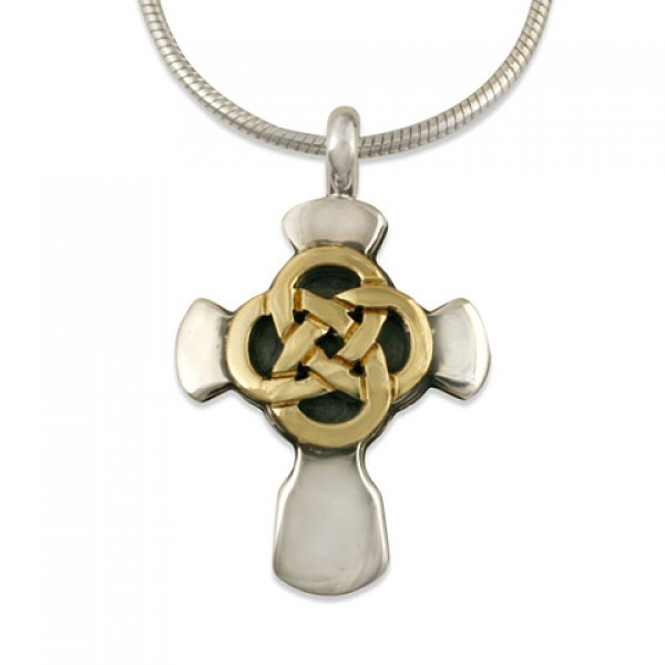 Sita Cross Pendant