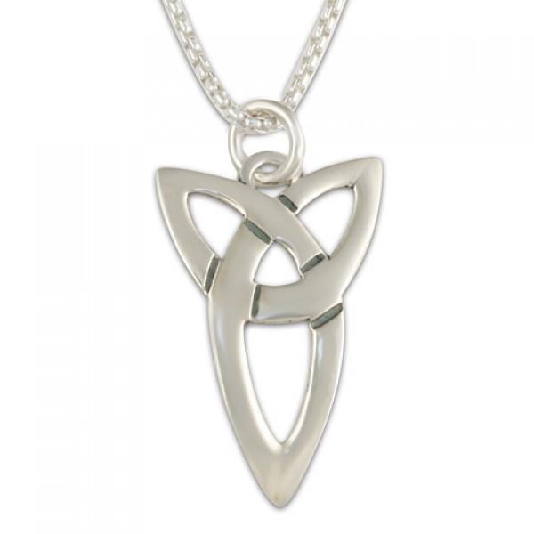 Trinity pendant large by celtic jewelry trinity pendant large aloadofball Gallery