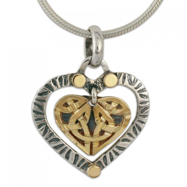 Taliesan Heart Pendant
