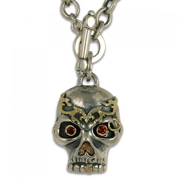 Bjorn's Skull Necklace