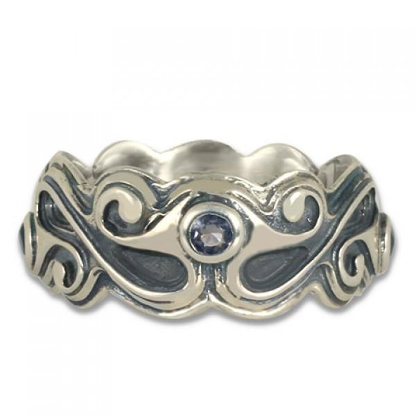 Bridget Silver Ring