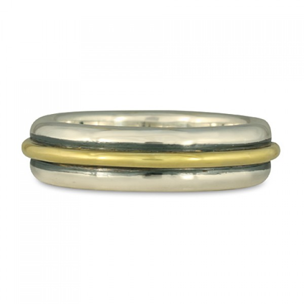 Windsor Wedding Ring Wide
