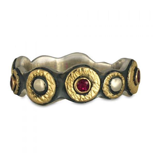 Wemple Ring with Rubies