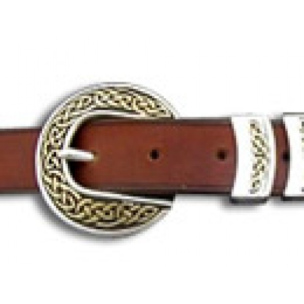 Lindisfarne Belt Buckle