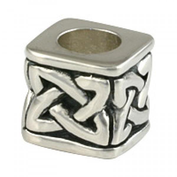 Konya Bead - Silver
