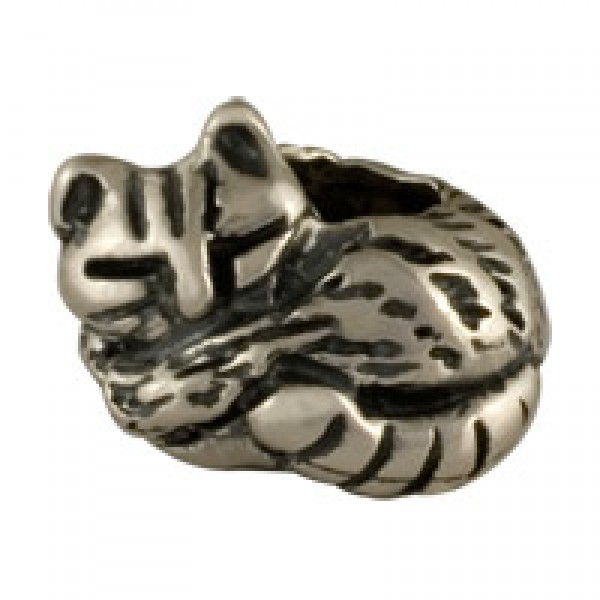 Cat Collectible Bead