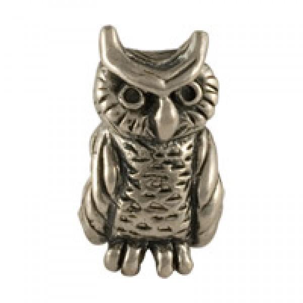 Great Horned Owl Bead