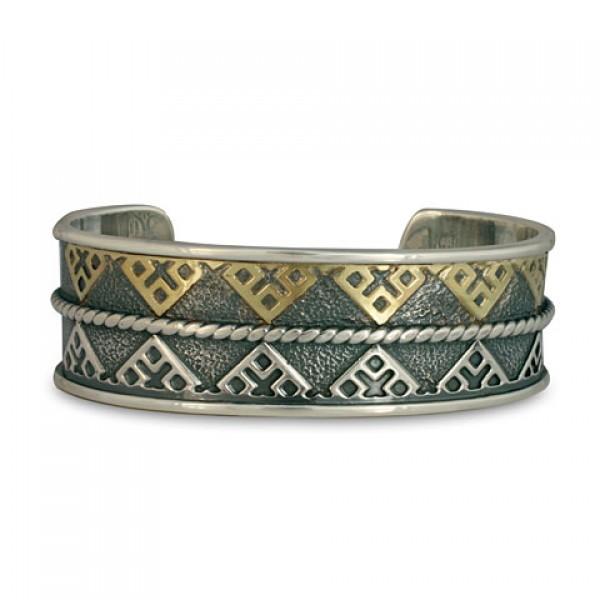 Lamego Wide  Cuff Bracelet