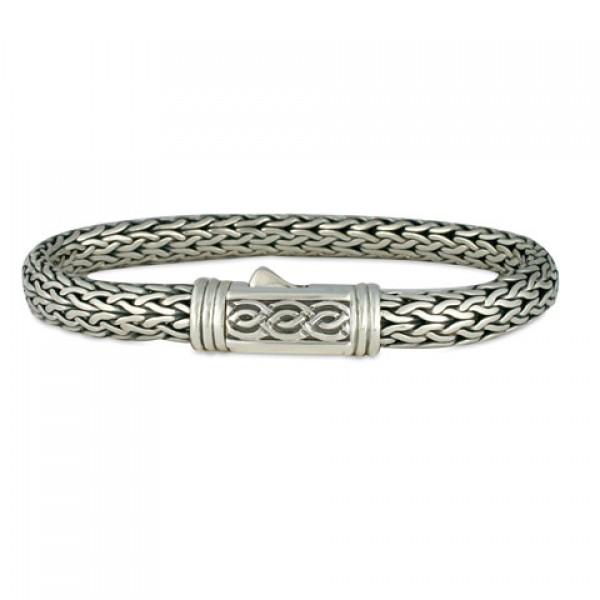 Laura Silver Bracelet