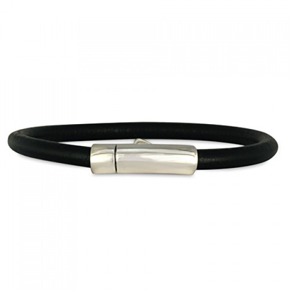 Aviao Leather Bracelet