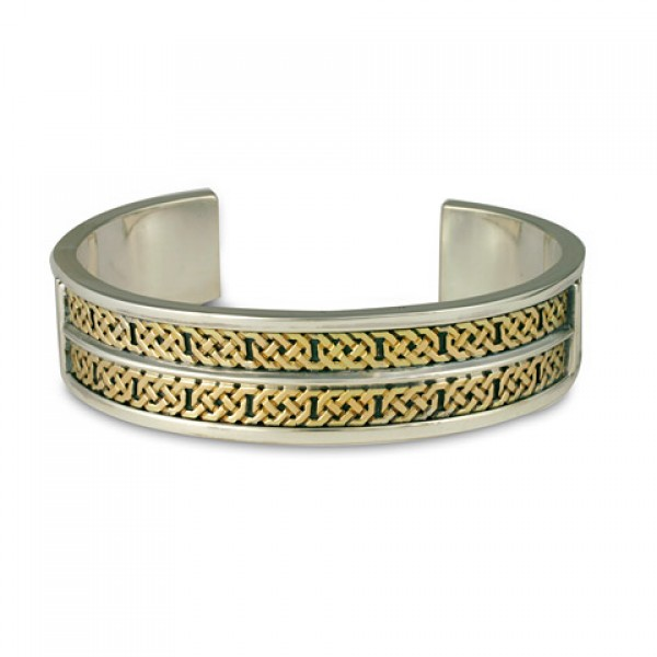 Double Shannon Cuff Bracelet
