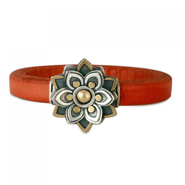 Kamala Leather  Bracelet