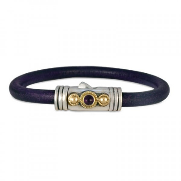 Pinion Leather Bracelet