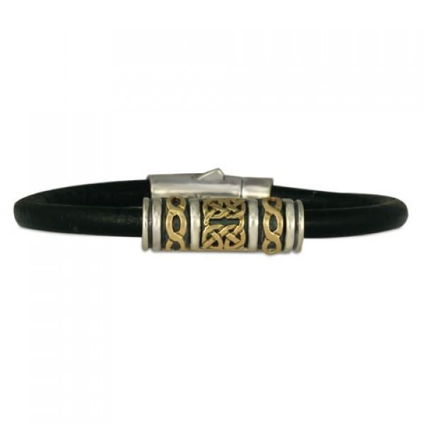 Orleans Leather Bracelet