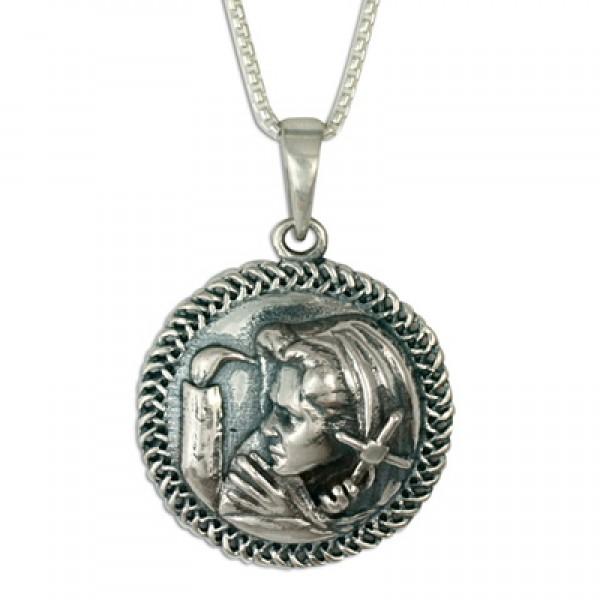 St Brigid Medallion