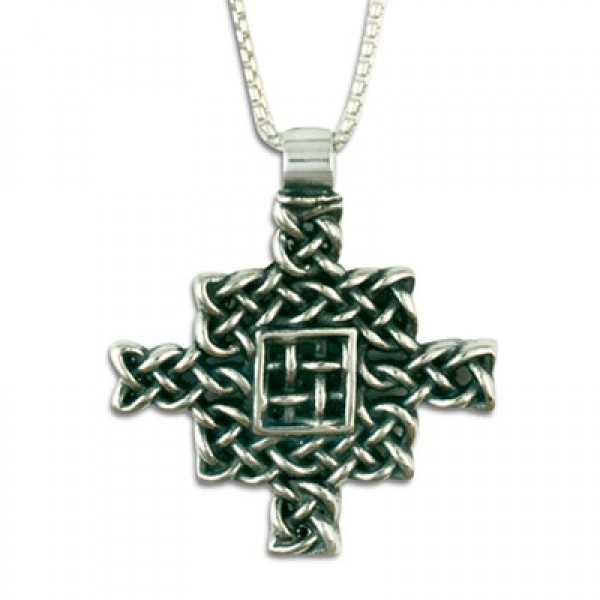 Eternal Cross Pendant