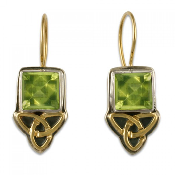 Aria Square Earrings