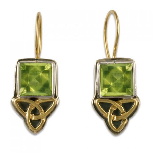 Aria Square Earrings