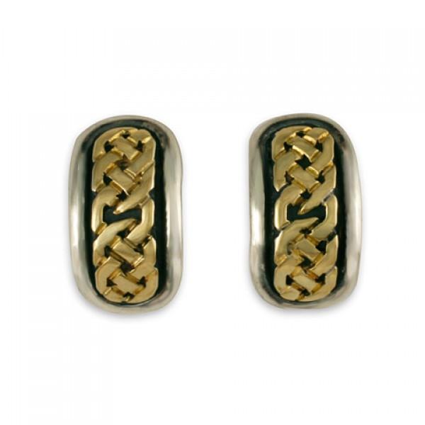 Shannon Cuff  Small Earrings