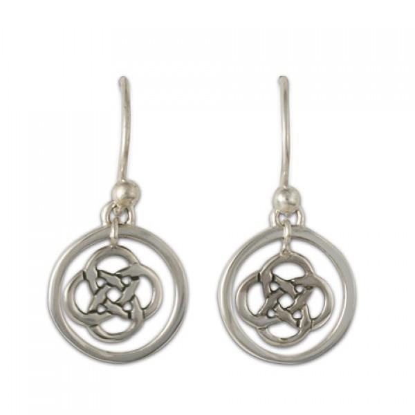Sita Circle Earrings