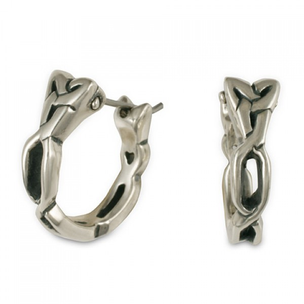 Trinity Cuff Earrings