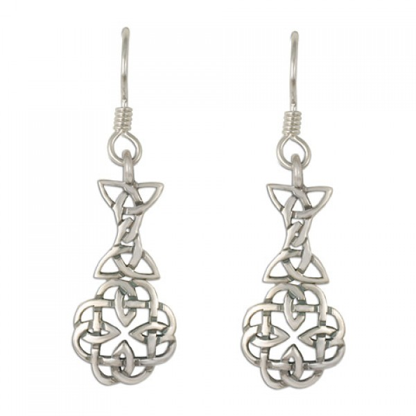 Basket Aria Drop Earrings