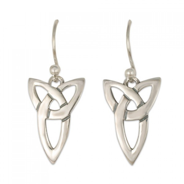 Trinity Earrings Large