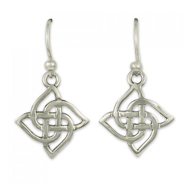 Karasel Silver Earrings
