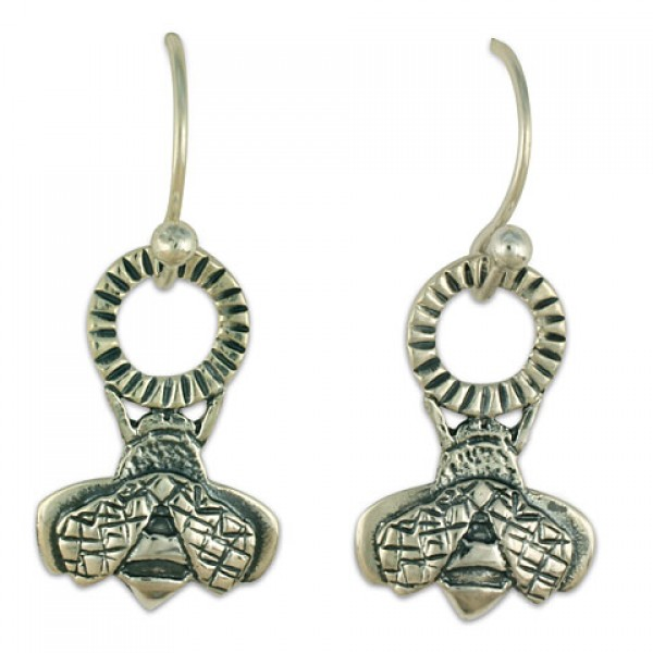 Bee Earrings (MD)