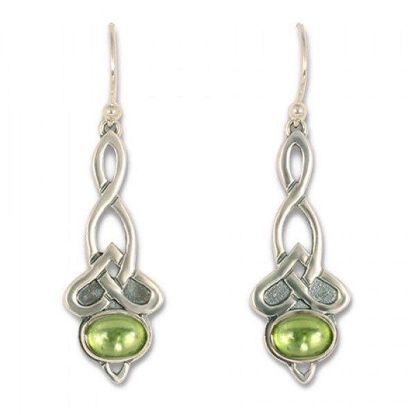 Lovinity Earrings with Gem