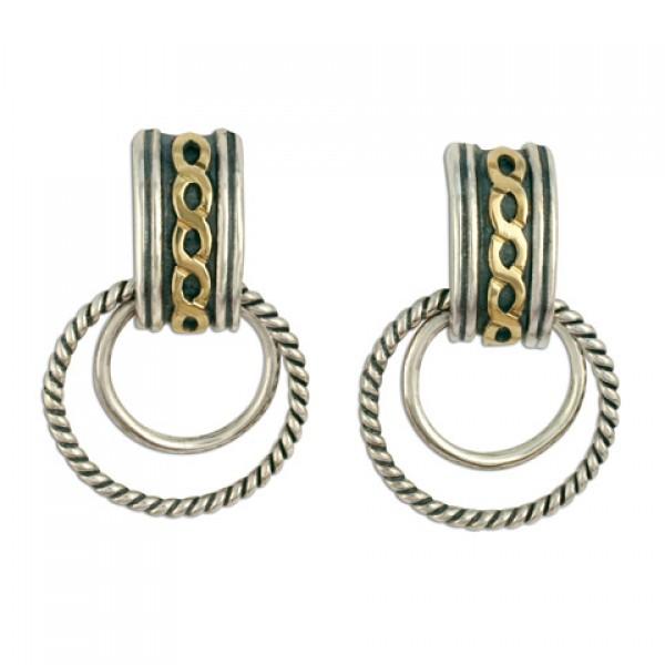 Links Cuff  Earrings