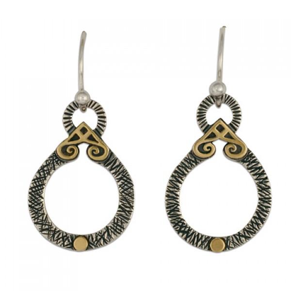 Shona Medallion Earrings