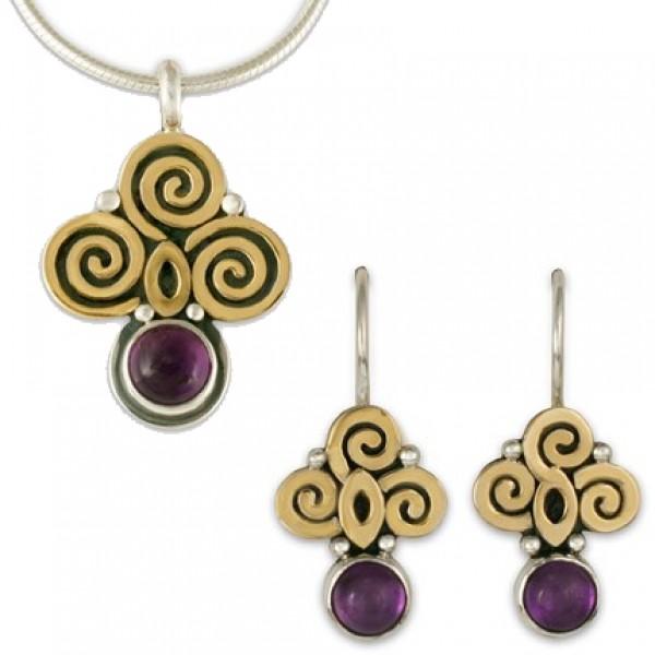Elixir Pendant & Earring Set