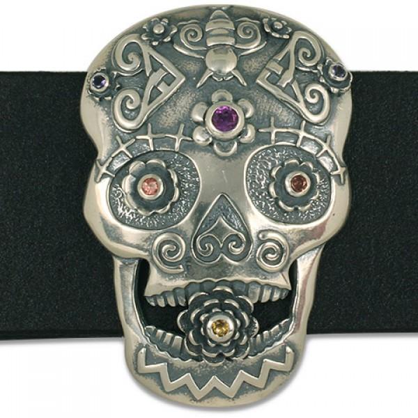 Catriona Skull Buckle