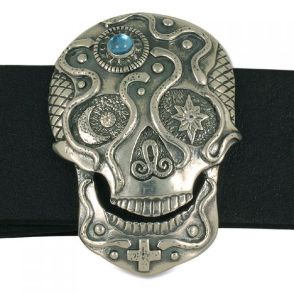 Oberon Skull Buckle