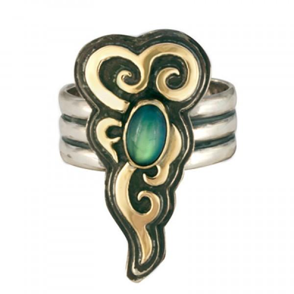 One-of-a-Kind Tara Moonstone Ring