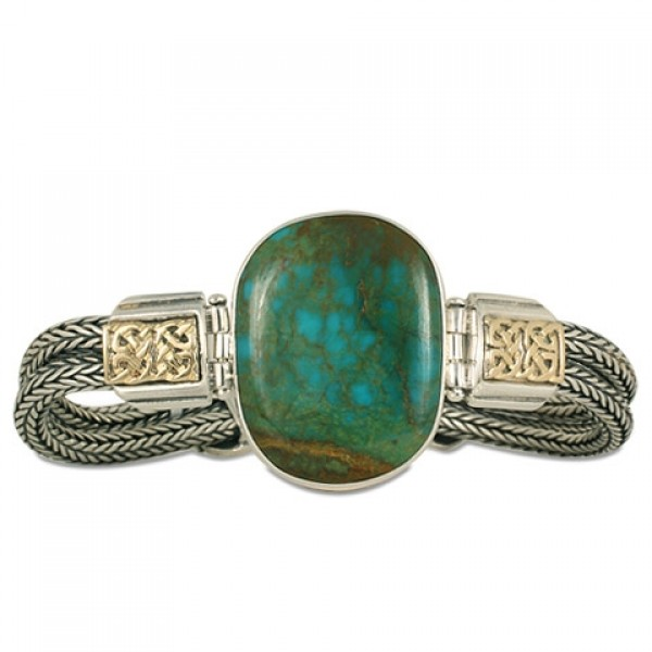 One-of-a-Kind Turquoise Renee Bracelet