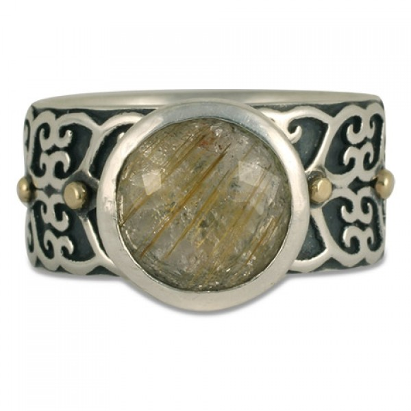 One-of-a-Kind Evora Ring
