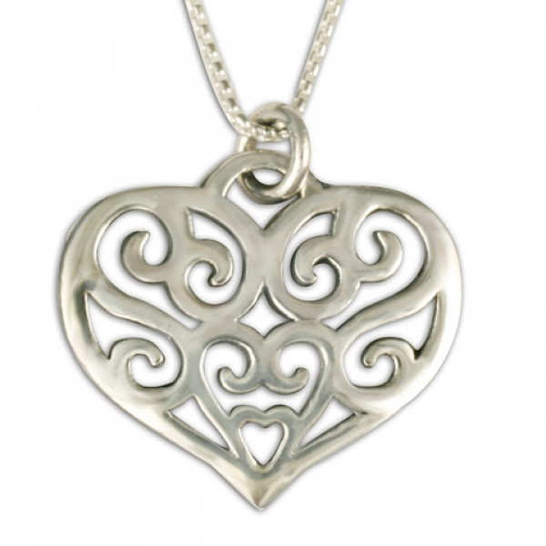 Collette's Heart Pendant
