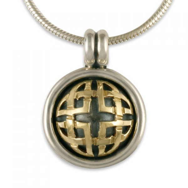 Interlace Pendant